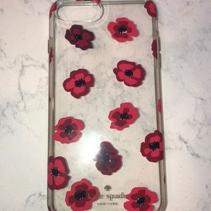 IPhone 8 Plus Kate Spade phone case